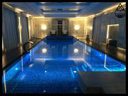 Освещение для бассейна